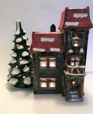 New ListingVintage Dept 56 Original Snow Village First Centennial House # 50202 w Box
