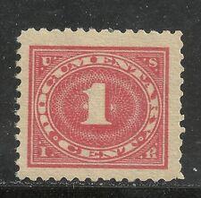 U.S. Revenue Documentary stamp scott r228 - 1 cent issue of 1917 - mng - #2