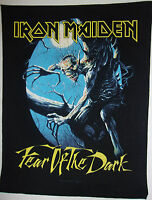 PATCH IRON MAIDEN FEAR OF THE DARK