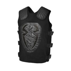 Roman Reigns It's My Yard Grey Black WWE Replica Vest