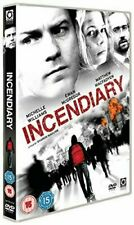 Incendiary 2017 (DVD) Michelle Williams, Ewan McGregor, Matthew MacFadyen MOVIE