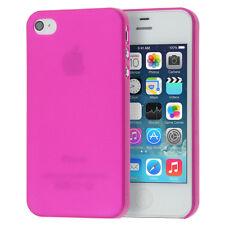 iPhone 4 4s UltraSlim Fine Matte Case Protective Cover Bumper Skin Shell Bag