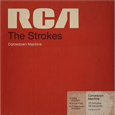 The Strokes Comedown Machine CD Album Digipak 2013 Rough Trade RTRADCD730 RCA