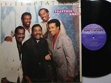 Soul Lp The Temptations Together Again On Motown