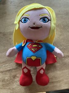 DC super Hero Girls SuperGirl Plush Toy