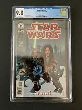 STAR WARS #19 CGC 9.8 - WHITE PAGES ** 1st Aayla Secura ** ~ HIGHEST GRADED