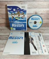 Wii Sports Resort Game - Nintendo Wii - PAL - Complete FREE UK DELIVERY🚚