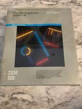 IBM DISK OPERATING SYSTEM VERSION 3.20 - 5.25 DISKETTE New Sealed