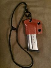 Springfield xds 9mm magazine necklace carrier/pouch/holder