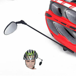 verstellbar Fahrra mit freier Sicht Rückspiegel für Mountainbike-//Fahrradhelm