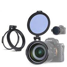 Nd Filter Quick Switch Holder Flip Holder Camera Lens Accessories