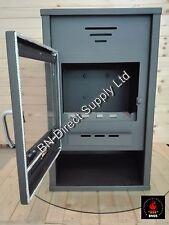 Poêle à bois 5 + 16 KW brûleur Foyer Arrière / intégré chaudière / EAU Jacket