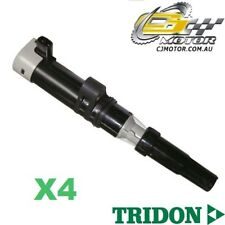 TRIDON IGNITION COIL x4 FOR Renault Laguna 03/02-01/06, 4, 2.0L F4R 713