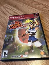 Jak and Daxter: The Precursor Legacy Greatest Hits Sony PlayStation 2 PS2 VC5