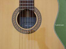 4/4 Konzert-Gitarre La Mancha LM5S Fichte Mahagoni Decke massiv klangstark Top!