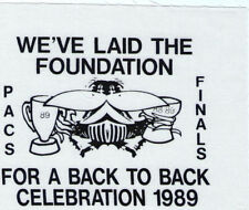 1980s SANFL AFL & Australian Rules Football Memorabilia