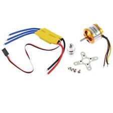 A2212 1000KV sin escobillas del motor w / 30A Brushless ESC para DJI F450