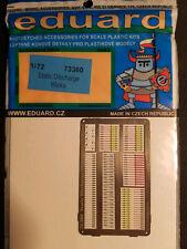 Eduard Photoetch Set #73360 Static Discharge Wicks, Color
