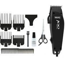 Electric Hair Cutter Beard Clipper Men Trimmer Barber Haircut Combs Kit Set UK