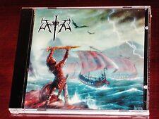 Thyrfing: S/T ST Self Titled Same CD 1998 Hammerheart Records HHR016 Original