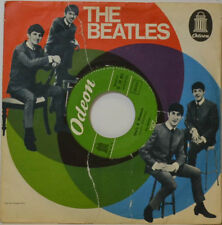 "The Beatles - I feel fine - She´s a Woman - Odeon O 22851- 7"" SINGLE (J334)"