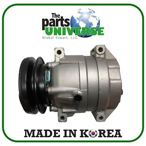 A/C Compressor For Daewoo Cielo 1.5 Lanos 1.5 Lemans Nexia 96191807