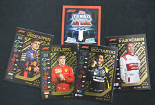 Topps 2020 Turbo Attax Formula 1 TCG <choose> Limited Edition F1 Driver cards