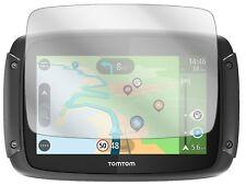 5x Schutzfolie für TomTom Rider 500 Display Folie klar Displayschutzfolie