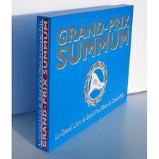 GRAND PRIX SUMMUM - LE GRAND LIVRE D'UN PILOTE DE GRAND PRIX (ETANCELIN)  - NEUF