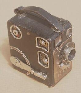1932-4 SIEMENS & HALSKE Standard 8 Cine Camera works OK high spec V. RARE