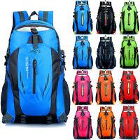 40L Rucksack Schulrucksack Backpack Sport Reise Freizeit Wanderrucksack Tasche