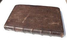 Barzia & Zambrana, Christianus animarum Vol. 1., latin book, 1744