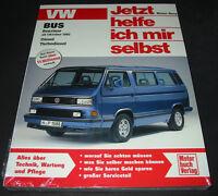 Reparaturanleitung VW Bus Bulli T 3 / Transporter T3 / Caravelle /  ab 1982 NEU!