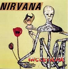 CD - NIRVANA - Incesticide