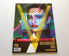 Penelope Cruz V Magazine #72 Fall Preview 2011 New