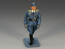 King & Country LW014 Walking Officer (RETIRED)