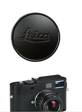 Metal Black Lens Cap for Leica L39 E39 39mm Summicron Summaron Tinra 35/2 M50/2