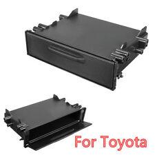 Universal Car 1 Din Car CD Player Radio Stereo Dash Trim Storage Pocket Box Kit