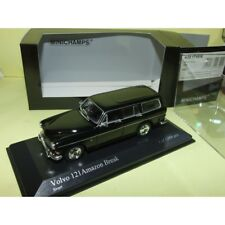 VOLVO 121 BREAK 1966 Noir MINICHAMPS 1:43