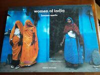 """WOMEN OF INDIA"" LORENZO MERLO - EDIZIONI DEL MUSEO - KEN DAMY 2001"