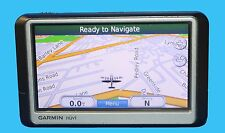 GARMIN NUVI 250 W GPS SAT NAV 2008 EUROPE ARIZONA Nevada mapas de Utah - 4573