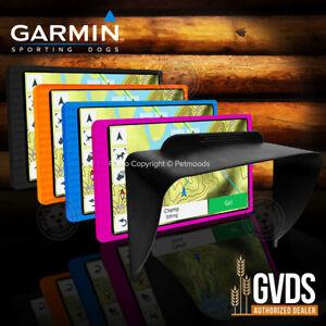 Garmin DriveTrack 71 Protective Cover Sun Visor Bundle Heavy Duty Silicone GVDS