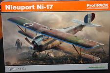 Eduard profipack (8071): Nieuport Ni-17 au 1/48