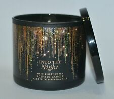 Bath & Body Works Into The Night Large 3-Wick 14.5 oz Candle