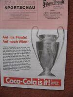 BAYERN MUNICH v AC MILAN  1990 EUROPEAN CUP SEMI FINAL: