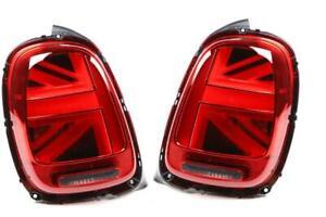 MINI Cooper LED Taillights Set UK Union Jack S JCW One F55 F56 F57 NEW