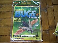 National Geographic Real-life Bugs & Insects magazine Issue 14