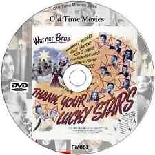Thank Your Lucky Stars - Bette Davis, Dirk Bogart, Errol Flynn Musical DVD 1943