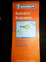 Carte michelin orange 579  region baleares 2009