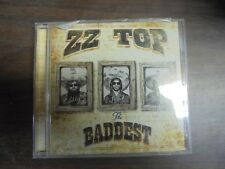 "USED CD ZZ TOP ""THE BADDEST"" (J)"